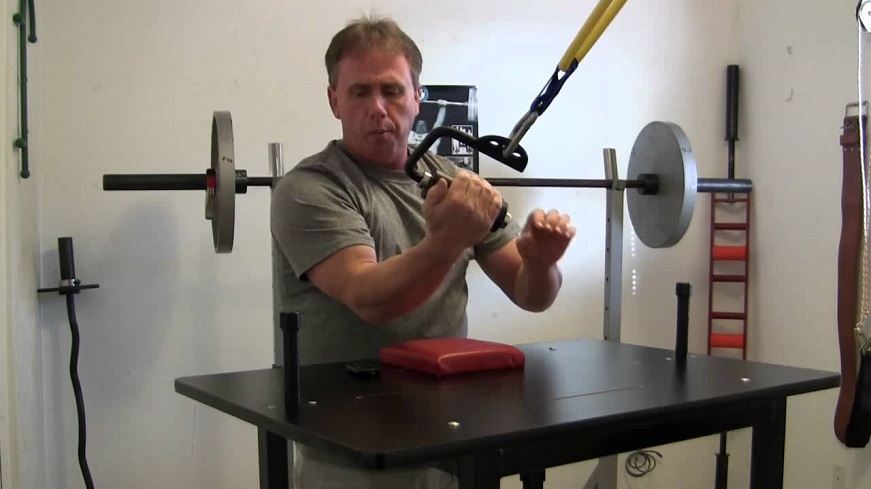 workout for arm wrestling