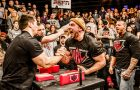 Finding the best workout for arm wrestling